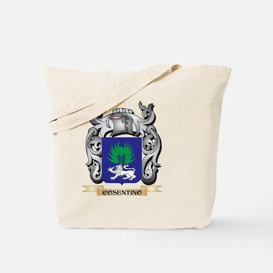 Cosentino Family Crest - Cosentino Coat o Tote Bag