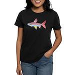 Watermelon fish (Amazon River) Women's Dark T-Shir