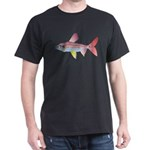 Watermelon fish (Amazon River) Dark T-Shirt