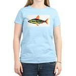 Striped Headstander fish Amazon tropical Women's L