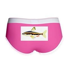 Golden Pencilfish tropical fish Amazon Women's Boy
