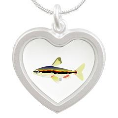 Golden Pencilfish tropical fish Amazon Silver Hear