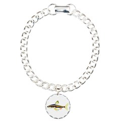 Golden Pencilfish tropical fish Amazon Bracelet