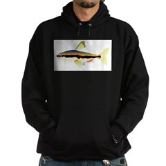 Golden Pencilfish tropical fish Amazon Hoodie