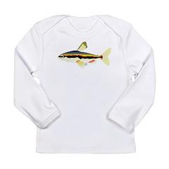 Golden Pencilfish tropical fish Amazon Long Sleeve
