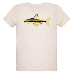 Golden Pencilfish tropical fish Amazon T-Shirt