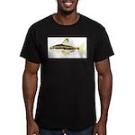 Golden Pencilfish tropical fish Amazon Men's Fitte