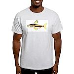 Golden Pencilfish tropical fish Amazon Light T-Shi