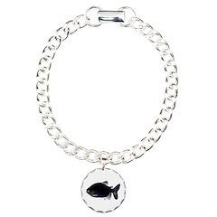 Black Pacu fish tropical Amazon Bracelet