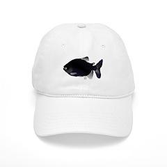 Black Pacu fish tropical Amazon Baseball Cap