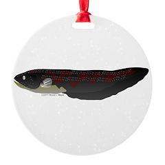 Electric Eel (Knifefish fish) Ornament