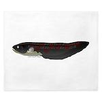 Electric Eel (Knifefish fish) King Duvet
