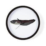 Electric Eel (Knifefish fish) Wall Clock