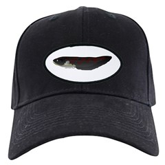 Electric Eel (Knifefish fish) Baseball Hat