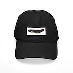 Electric Eel (Knifefish fish) Black Cap