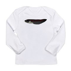 Electric Eel (Knifefish fish) Long Sleeve Infant T