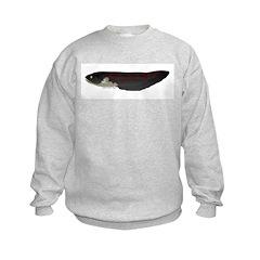 Electric Eel (Knifefish fish) Sweatshirt