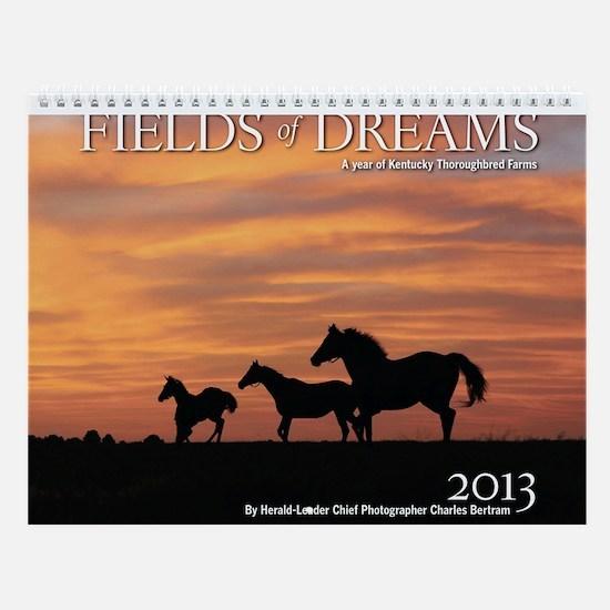 2013 Fields of Dreams Calendar