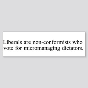 Liberal Contradiction