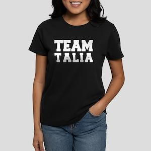 TEAM TALIA Women's Dark T-Shirt