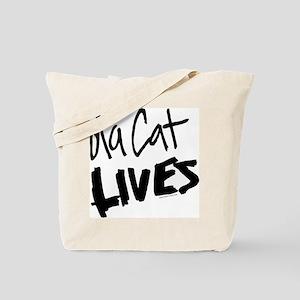 Da Cat LIVES Tote Bag