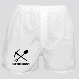 Geologist Boxer Shorts