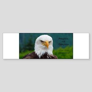 Eagle Eye Sticker (Bumper)