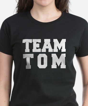 TEAM TOM Women's Dark T-Shirt