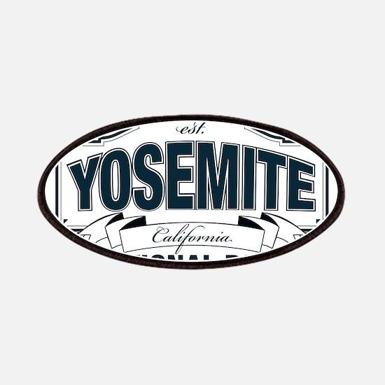 Yosemite Slate Blue Patches