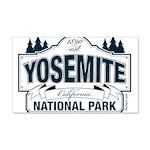 Yosemite Slate Blue 20x12 Wall Decal