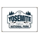 Yosemite Slate Blue Banner