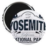 Yosemite Slate Blue Magnet