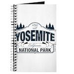 Yosemite Slate Blue Journal