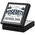 Yosemite Slate Blue Keepsake Box