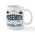 Yosemite Slate Blue Mug