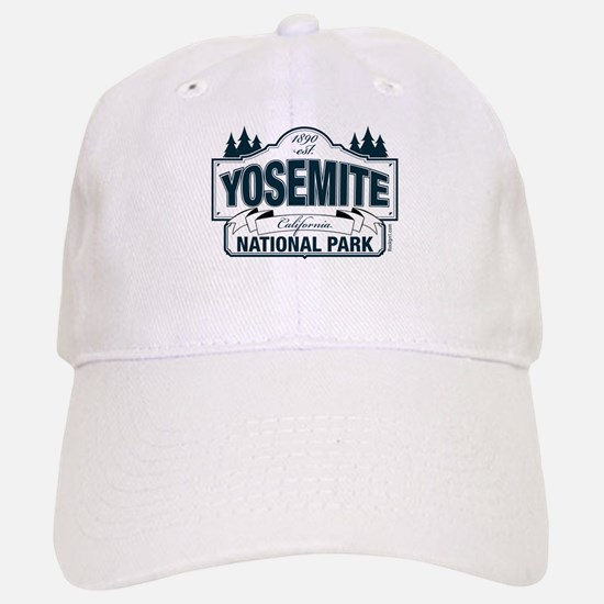 Yosemite Slate Blue Baseball Baseball Cap
