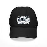 Yosemite Slate Blue Black Cap