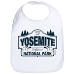 Yosemite Slate Blue Bib