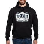 Yosemite Slate Blue Hoodie (dark)