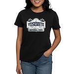 Yosemite Slate Blue Women's Dark T-Shirt