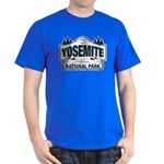 Yosemite Slate Blue Dark T-Shirt
