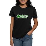 Drink Up, Bitches! Women's Dark T-Shirt
