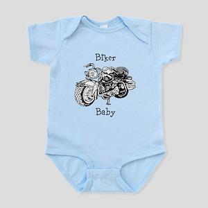 Biker Baby Infant Bodysuit