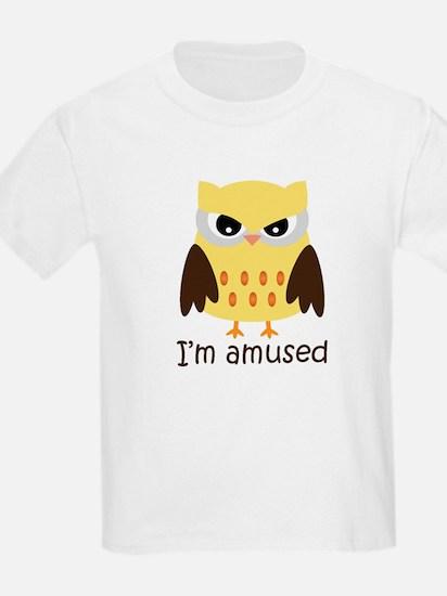 Im-amused.jpg T-Shirt