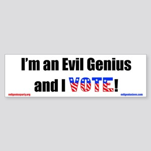 And I vote Bumper Sticker