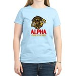 Alpha Come At Me Bro Women's Light T-Shirt