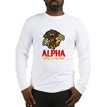 Alpha Come At Me Bro Long Sleeve T-Shirt