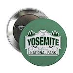 Yosemite Green Sign 2.25