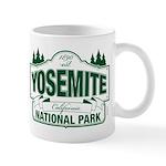 Yosemite Green Sign Mug
