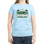 Yosemite Green Sign Women's Light T-Shirt